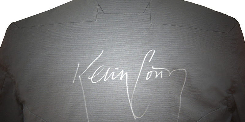 Limited Edition Kevin Conroy Peacoat
