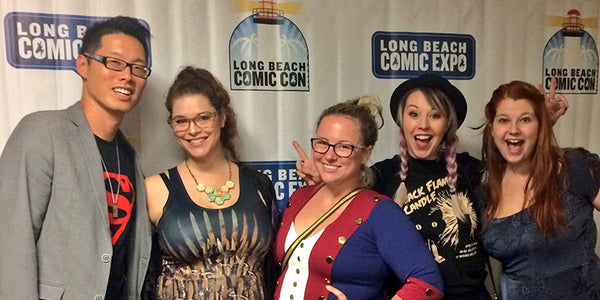 Let's Get Fashionably Nerdy at Long Beach Comic Con