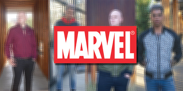 Marvel Collection Reveal!