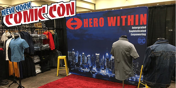 Want to go to New York Comic Con?! Join our Team!