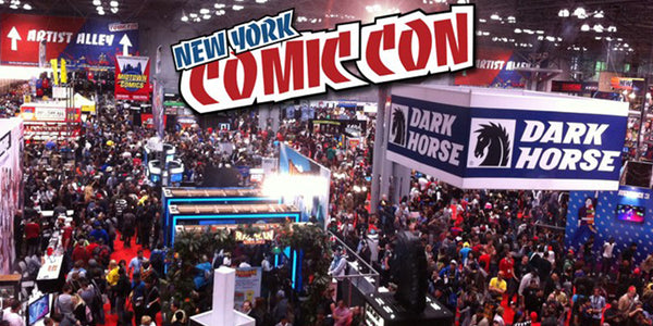 New York Comic Con, here we come!