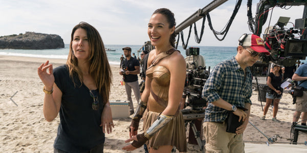 Congratulations Patty Jenkins!