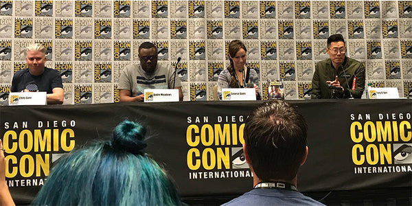 Building a Geek Brand Panel at SDCC