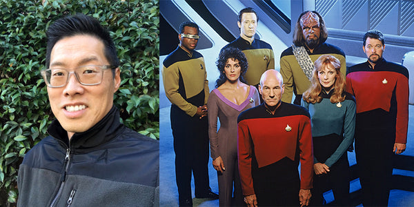 The Weird Way I Got Into Star Trek: The Next Generation
