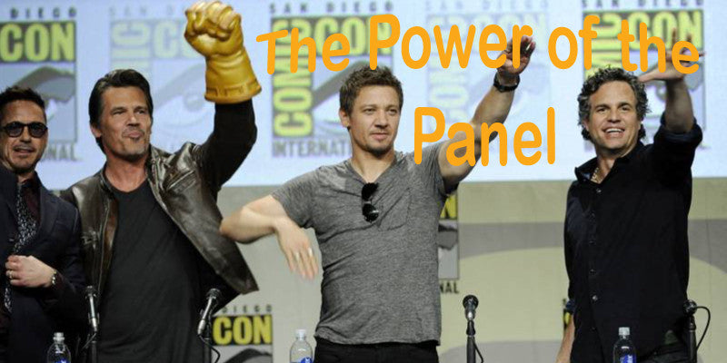 SDCC: The Power of the Panel