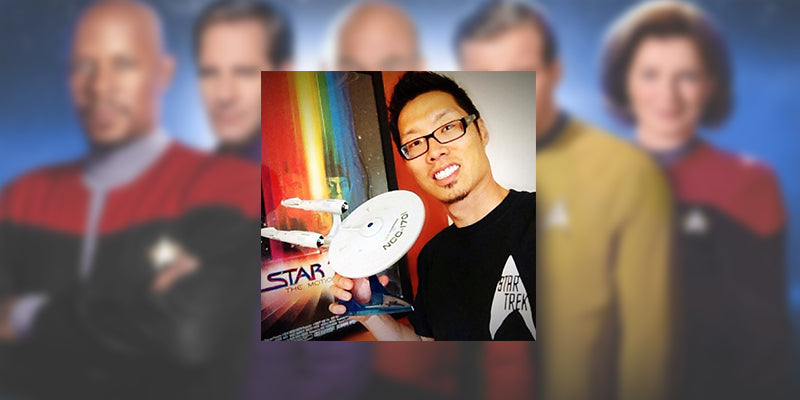 How Star Trek Changed My Life...