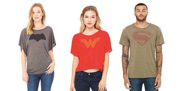 New DC Logo Fashion Shirts!