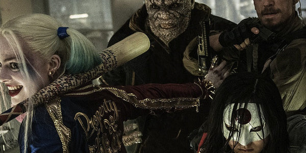 When It's Good to Be Bad: Suicide Squad at SDCC