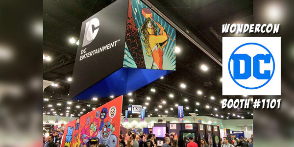 DC Comics Booth @ WonderCon