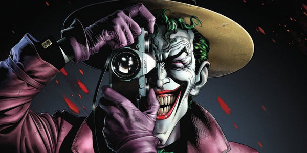Getting the Last Laugh at Batman: The Killing Joke Premiere at SDCC