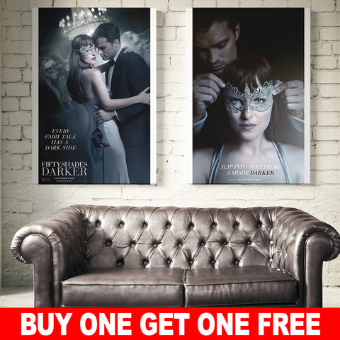 Fifty Shades Darker Movie Posters