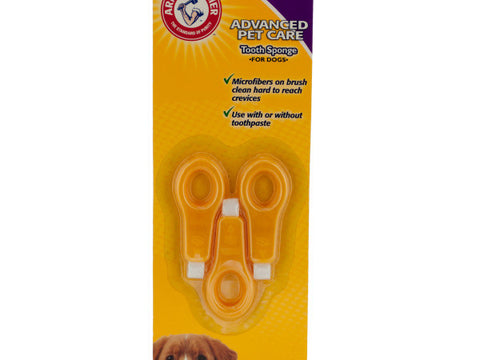 Arm & Hammer Tooth Sponges for Dogs