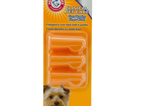 Arm & Hammer Finger Toothbrushes for Dogs