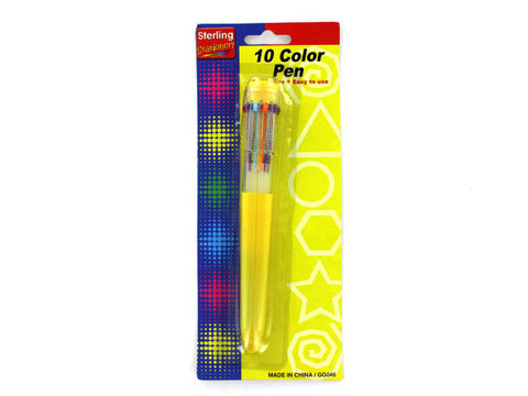 10 Color Scented Pen