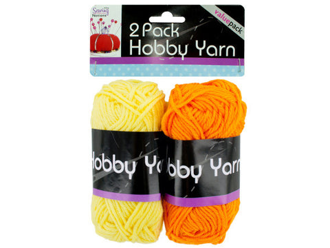 Hobby Yarn Bright Colors Set