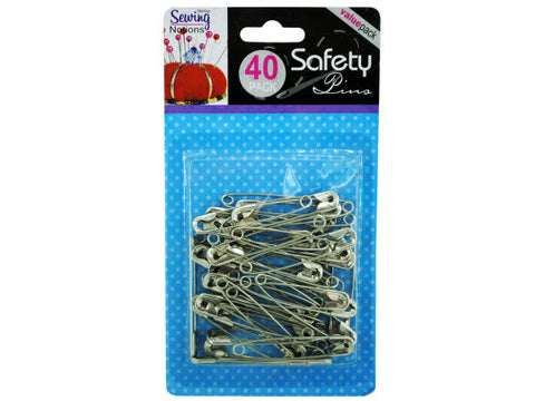 Jumbo Metal Safety Pins