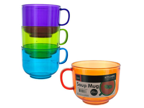 20-Ounce Stackable Soup Mug