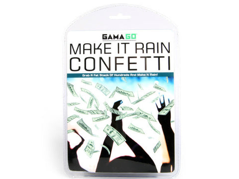 Make it Rain Money Confetti