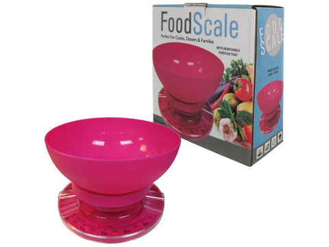 2000 Gram Kitchen Scale with Removable Bowl