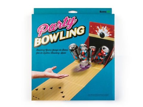Party Bowling Game