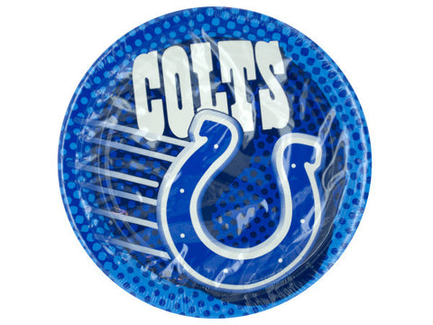 Indianapolis Colts Party Plates