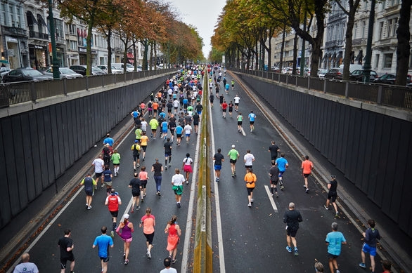 What to do after running a marathon