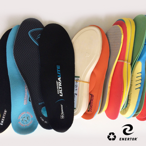 How Recycling Your Insoles Can Help Save The Planet