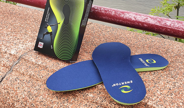 Insoles for injury and pain
