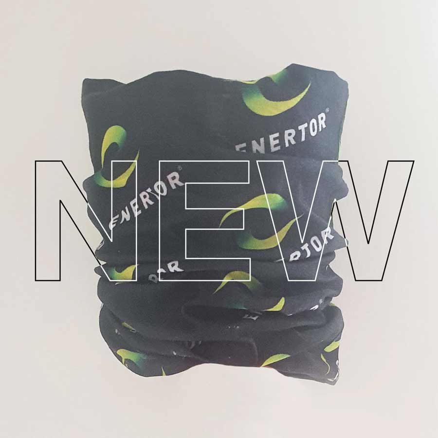 Enertor free Neck Tube with every order picture