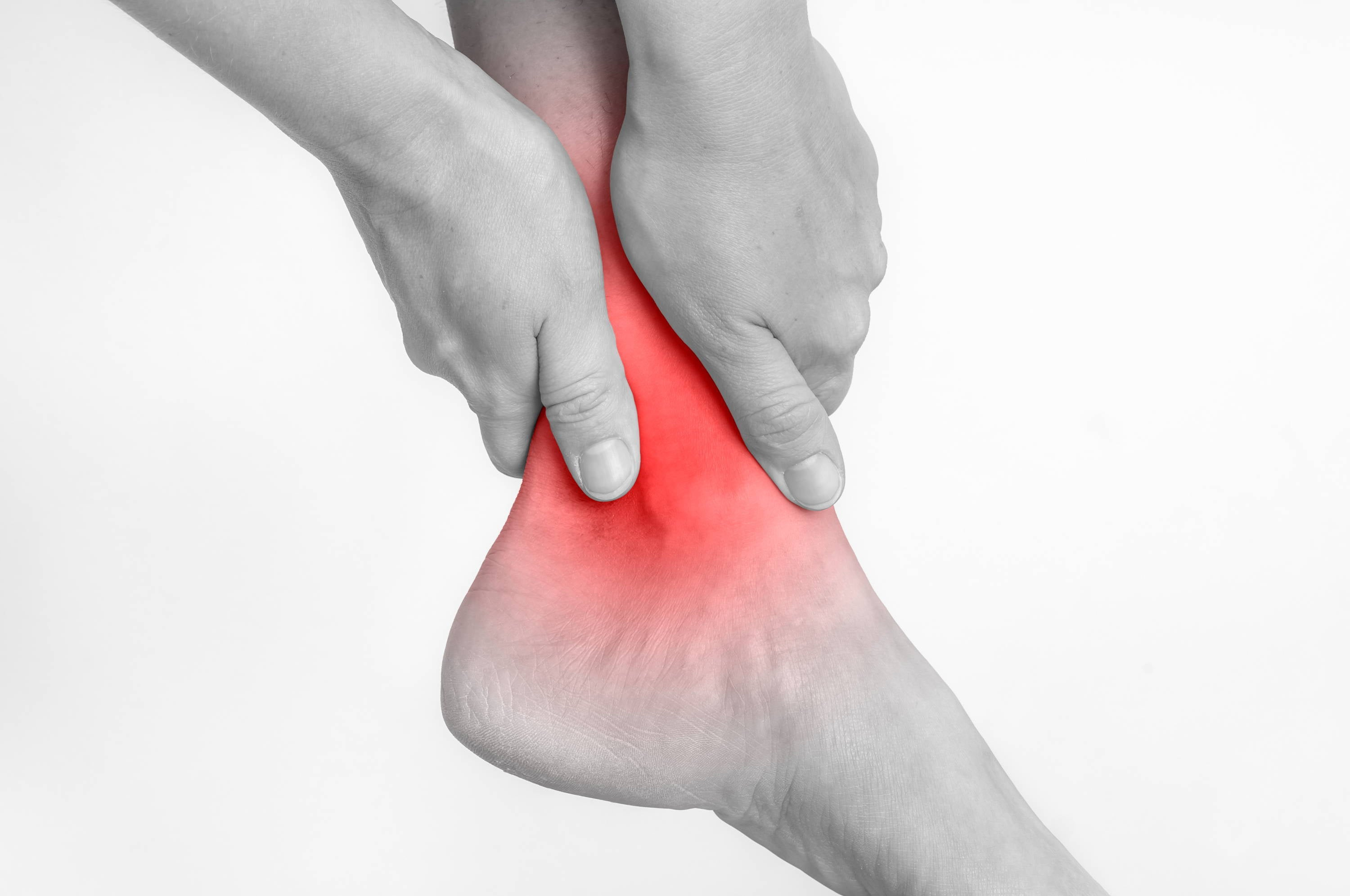 Ankle sprain advice