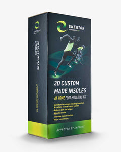 Custom Made / Bespoke Orthotics (insoles) inc. 30 min Video Chat (UK ONLY)