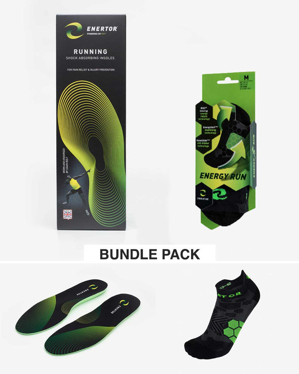 PX1 runner's bundle insoles