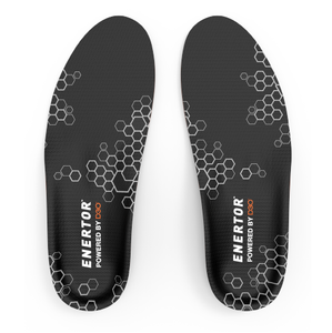 Enertor Performance insole top view