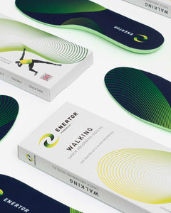 Enertor Walking Insoles Group