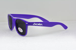 broke. Sunglasses