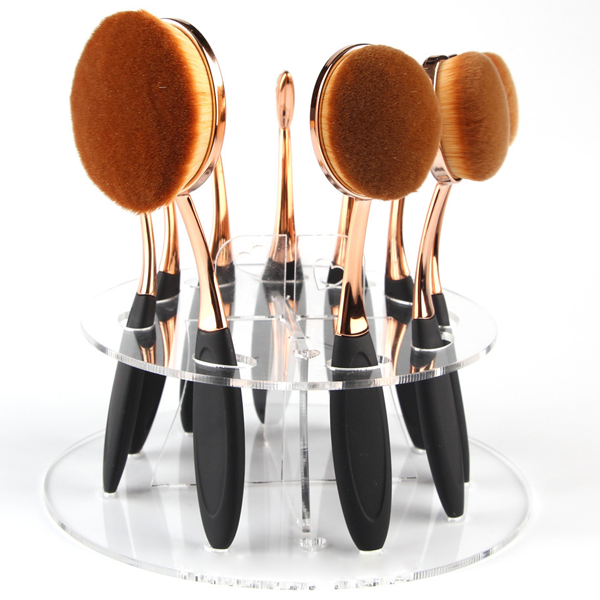 Oval Brush Holder ,  - My Make-Up Brush Set, My Make-Up Brush Set  - 1