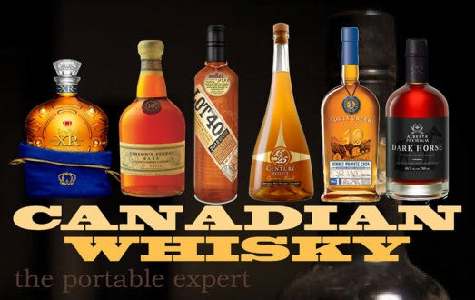 What Makes Canadian Whisky Canadian?
