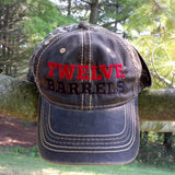 Camo Ball Cap - Twelve Barrels