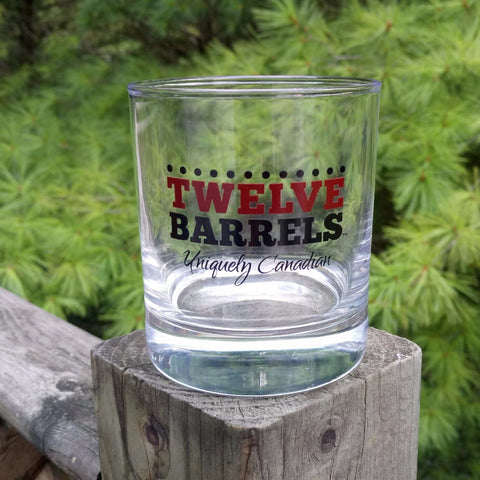 Rocks Glass - Twelve Barrels