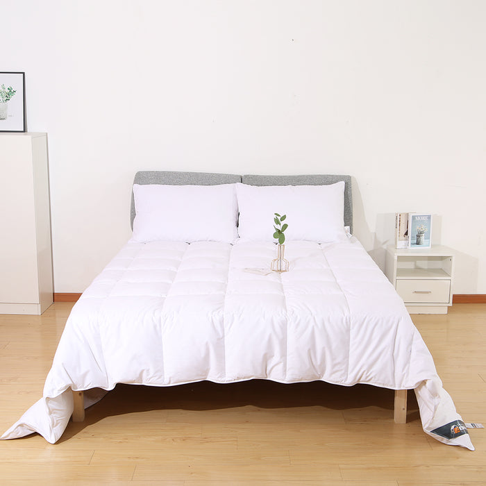 Emperor Duvet 290cm x 235cm. 3 Filling Types. 4.5 tog up to 13.5 tog