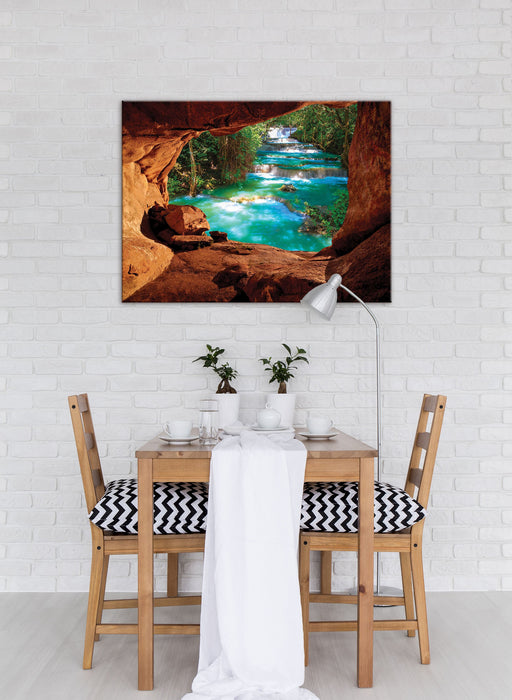 Canvas Wall Art Prints Framed 80cm x 60cm