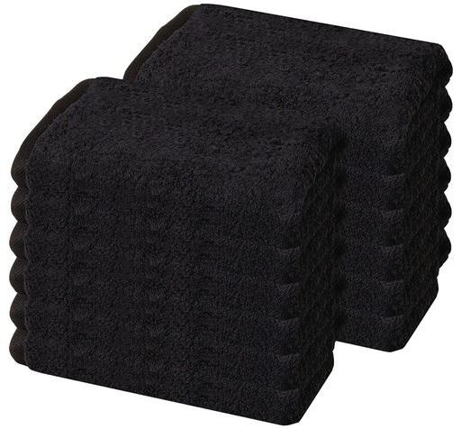 cheap hand towels black hand towels