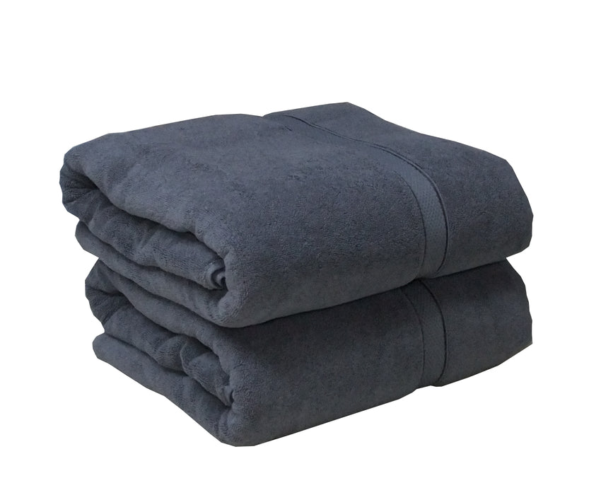 Luxury Extra Thick 100% Cotton Double Yarn 650 gsm Towels | Hand, Bath and Bath Sheet