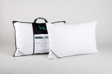 goose down pillows super king size