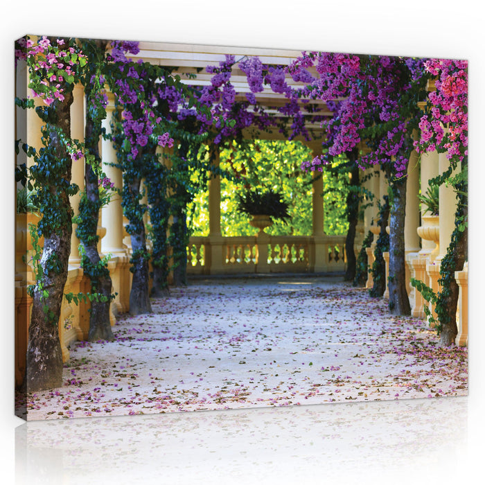 Canvas Wall Art Prints Flowers