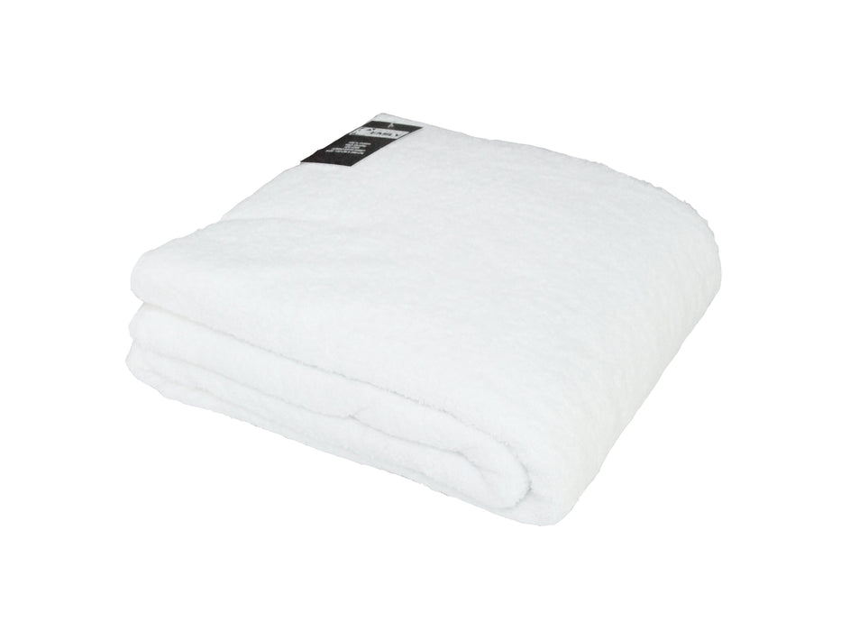500gsm White Towels 100% Cotton OEKO-TEX Standard 100 Hand and Bath
