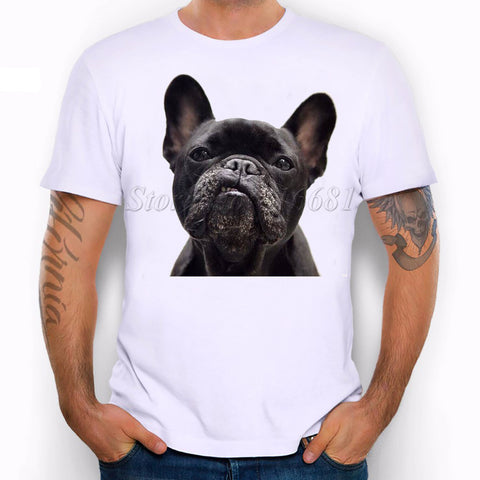 French Bulldog Graphics Tees