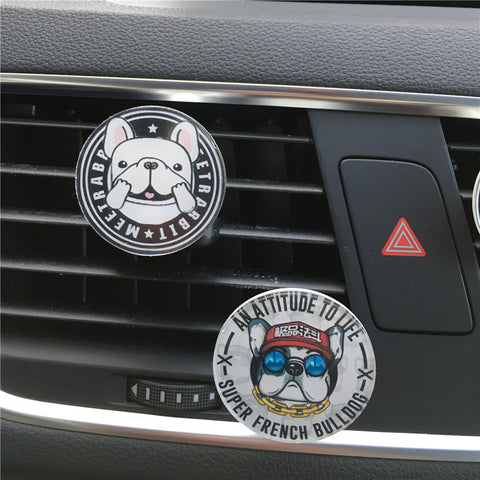 A variety of styles Acrylic Automotive Air Freshener