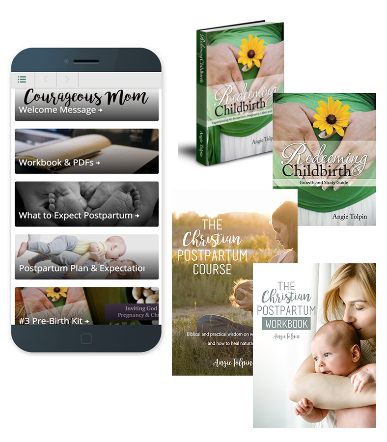 Pregnancy & Postpartum Bundle