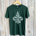FDL Icons Tee-Tri Forest